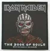 Iron Maiden - 'The Book of Souls' Woven Patch